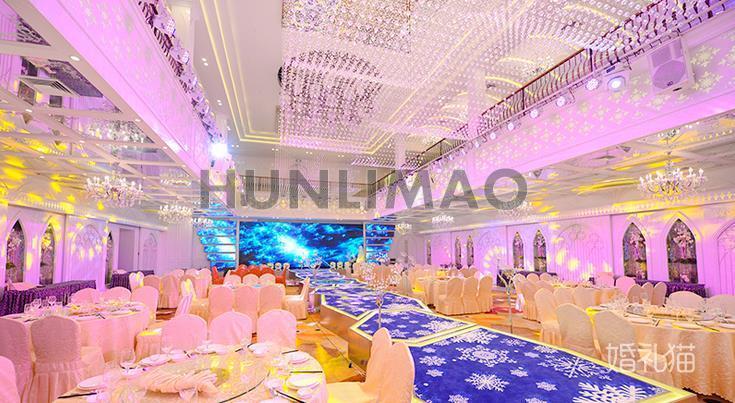拉薇达私人婚礼会馆(陆家嘴滨江店)-