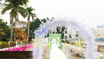 沙面玫瑰园西餐厅-沙面玫瑰园-室外-T台