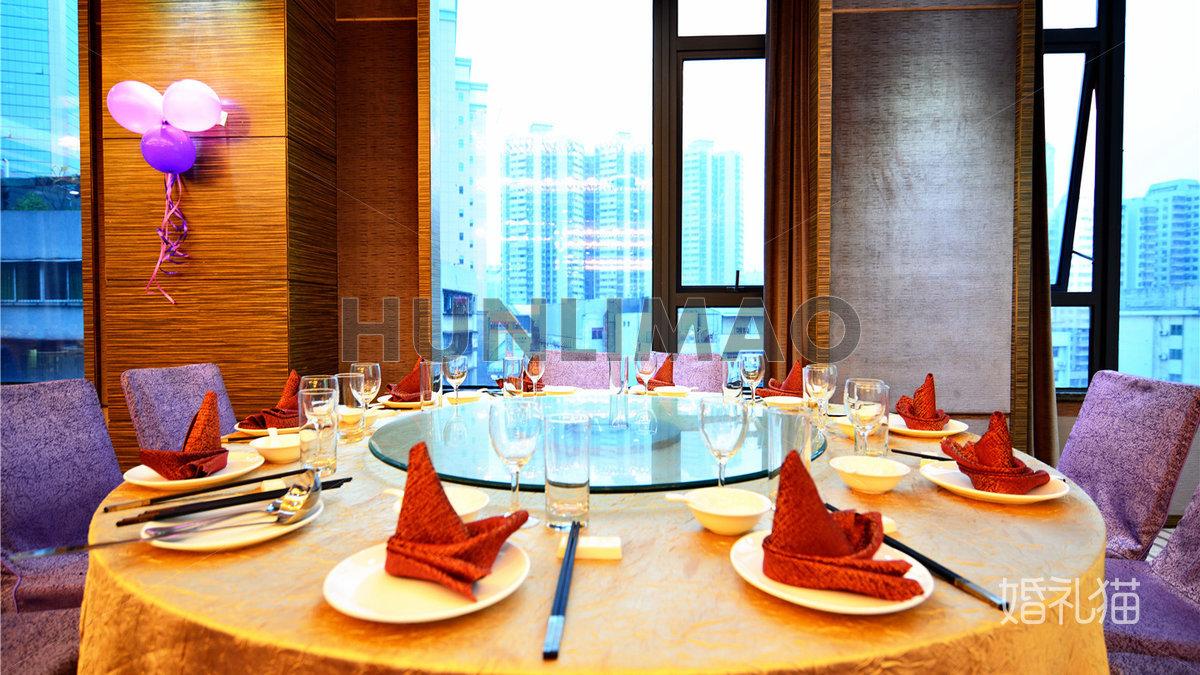 丽柏国际酒店-丽柏国际酒店-紫荆厅-特写