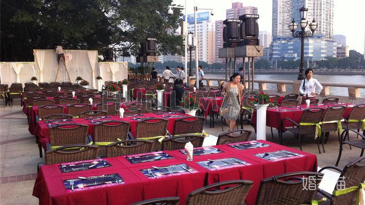 沙面玫瑰园西餐厅-沙面玫瑰园-内+外-全场3