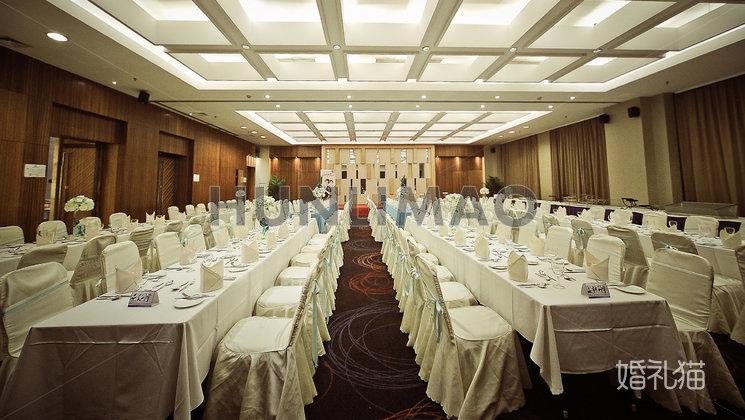 博林圣海倫酒店-博林圣海倫酒店-1-2號宴會廳-全場1