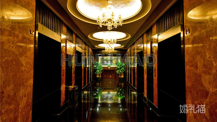 半岛名轩酒家-半岛名轩酒家-宴会大厅-迎宾区