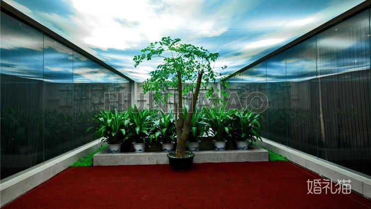 新珠江大酒店-珠江春健康食府-龙凤大厅-迎宾区