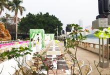 沙面玫瑰园西餐厅-沙面玫瑰园-室外-全场4