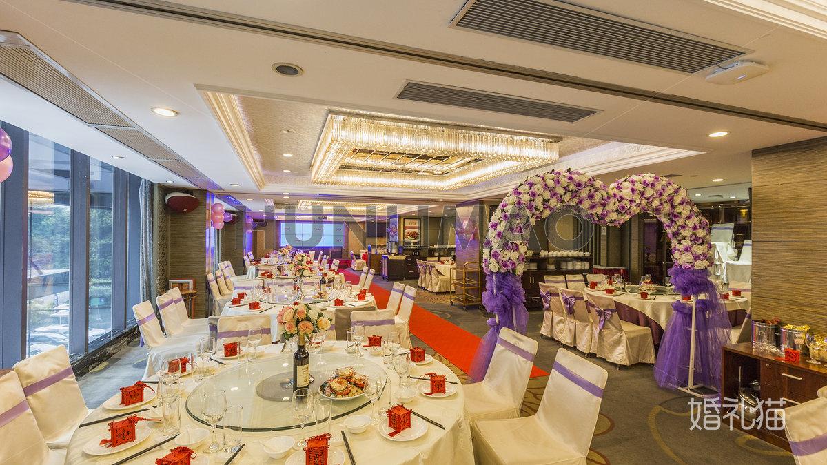 丽柏国际酒店-丽柏国际酒店-紫荆厅-全场1