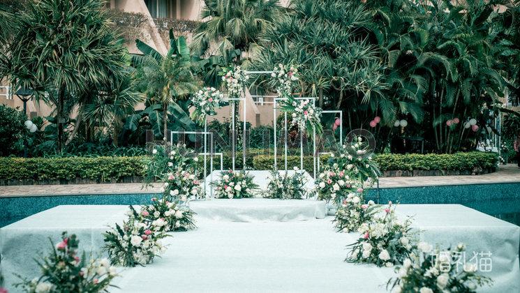 广州长隆酒店-广州长隆酒店-泳池-舞台1