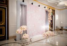 玫瑰庄园婚礼会馆-玫瑰庄园婚礼会馆-巴黎厅-迎宾区