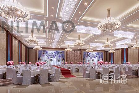 蓝调国际婚礼中心-