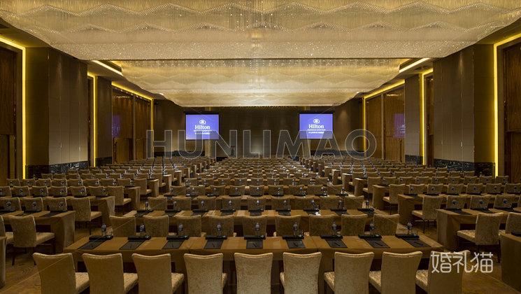 中山利和希尔顿酒店-中山利和希尔顿酒店-宴会1厅-全场2