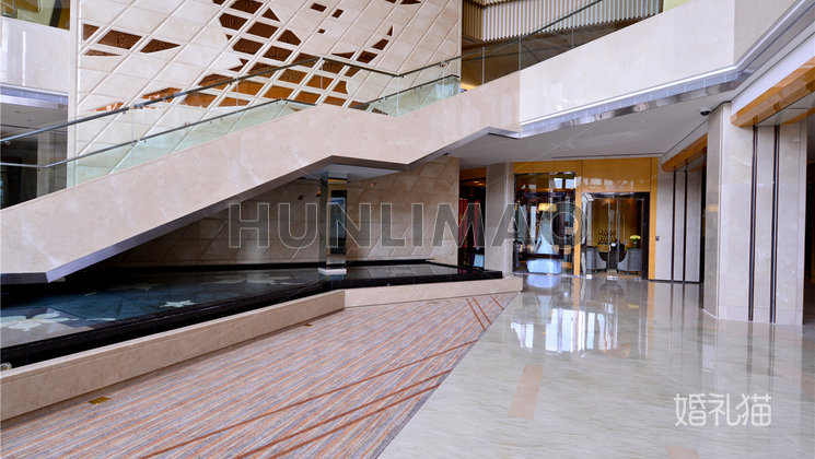 广州日航酒店-广州日航酒店-宴会大厅-迎宾区1