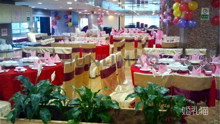 鸿星海鲜酒家(沙园分店)-鸿星海鲜酒家-宴会大厅-全场4