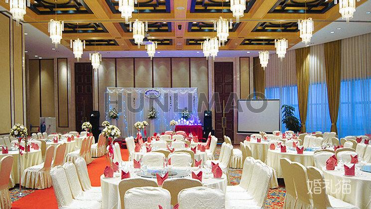 中青海景大酒店-