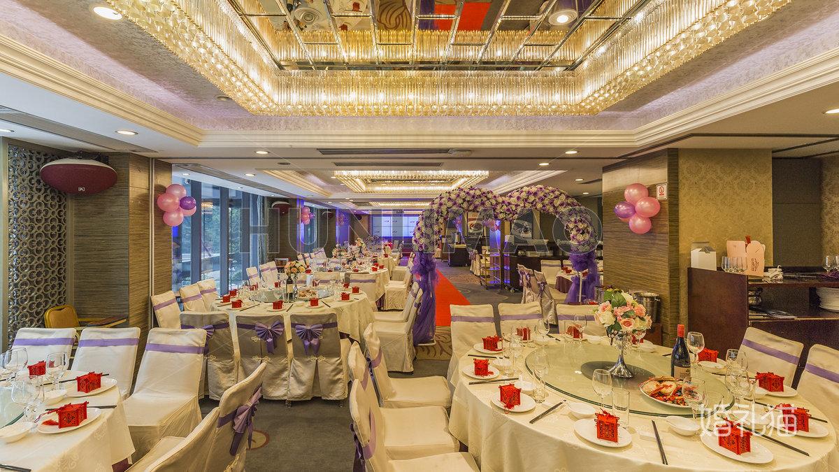 丽柏国际酒店-丽柏国际酒店-紫荆厅-全场2