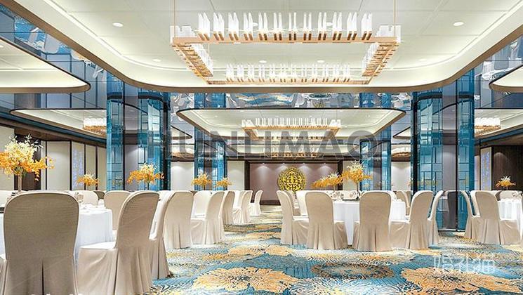 五洲大酒店-