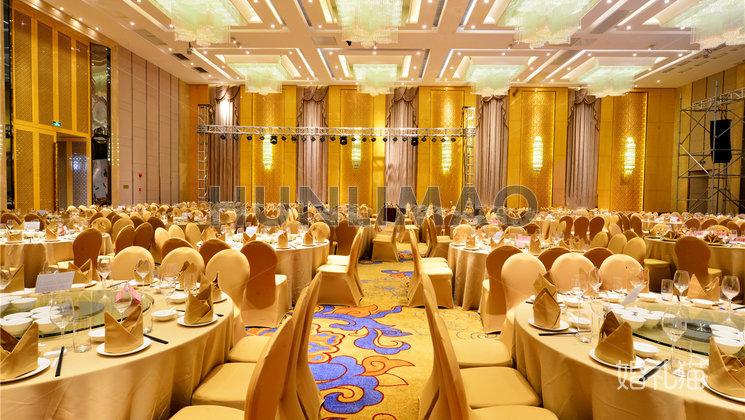 广州日航酒店-广州日航酒店-宴会大厅-特写1