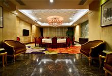 新珠江大酒店-珠江春健康食府-龙凤大厅-舞台