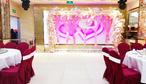 福林山庄酒家(土华店)-福林山庄酒家-至尊宴会大厅-AC区背景墙
