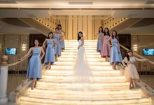 玫瑰庄园婚礼会馆-玫瑰庄园婚礼会馆-巴黎璀璨厅-扶梯1