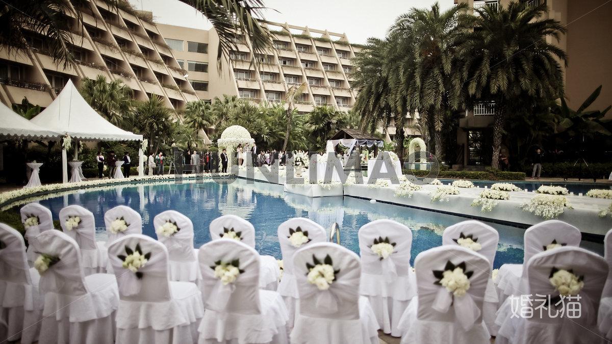 广州长隆酒店-广州长隆酒店-泳池-全场2