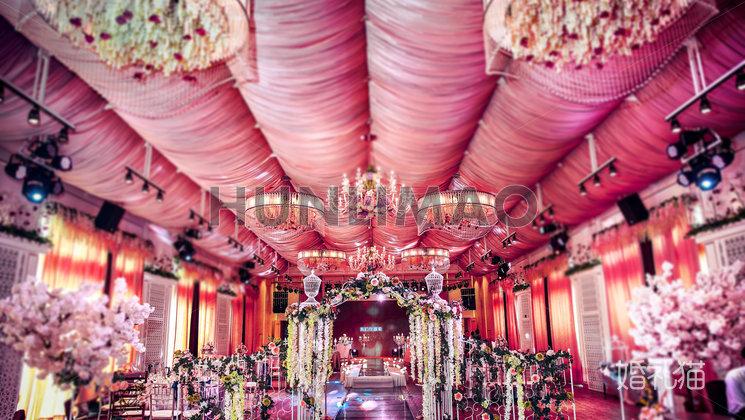 圣拉维一站式婚礼会馆(外滩幸福码头店)-