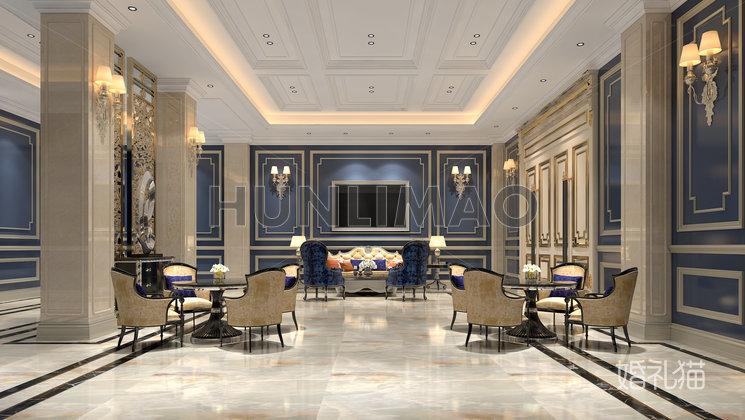 玫瑰庄园婚礼会馆-玫瑰庄园婚礼会馆-马赛厅-序厅