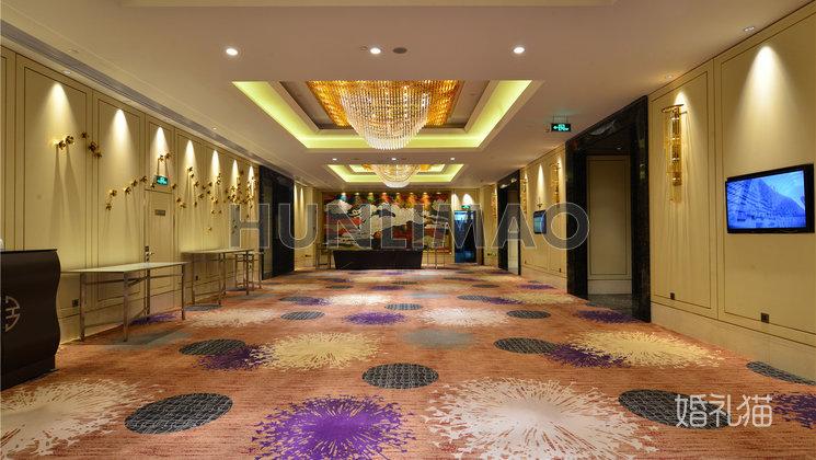 广州希尔顿逸林酒店-希尔顿逸林酒店-越秀厅-迎宾区