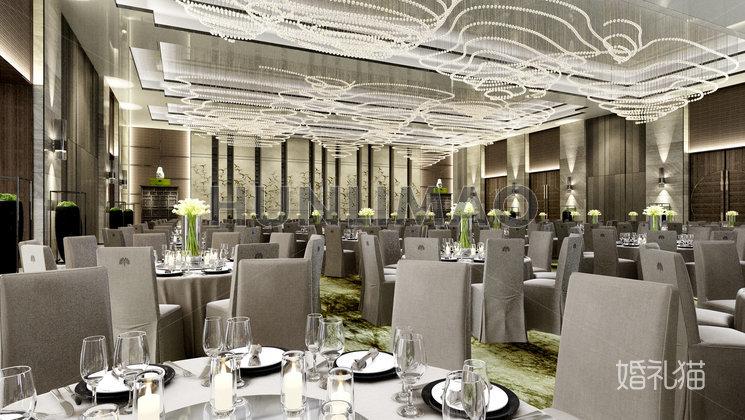 深圳鵬瑞萊佛士酒店-鵬瑞萊佛士酒店-大宴會廳-全場