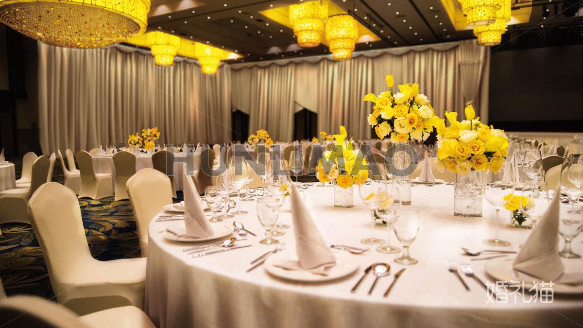 广州长隆酒店-广州长隆酒店-国际宴会厅全厅-特写