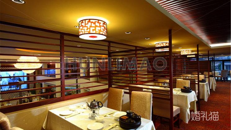 广州酒家(江畔红楼店)-广州酒家(江畔红楼店)-宴会大厅-特写2