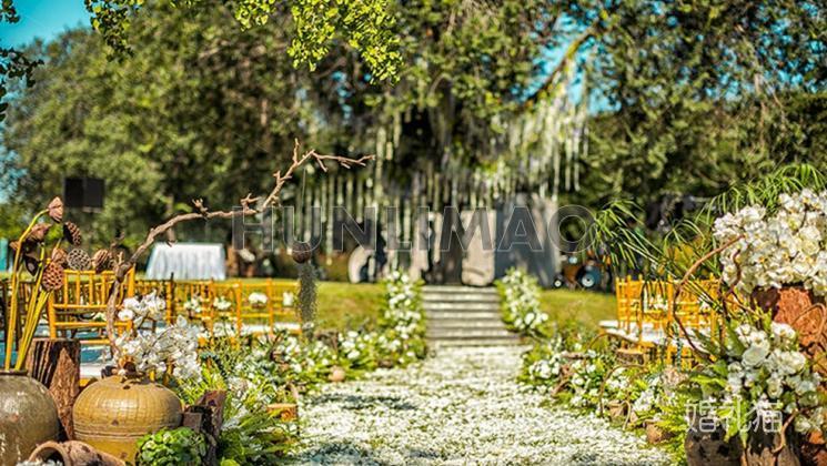 Mr.OIson婚礼花园-
