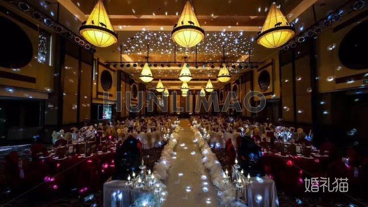 广州长隆酒店-广州长隆酒店-宴会大厅-T台