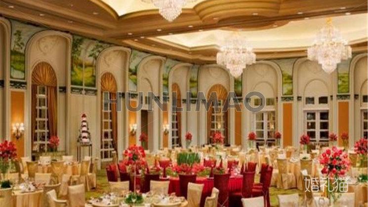 富力丽思卡尔顿酒店-广州富力丽思卡尔顿酒店-宴会大厅-全场3