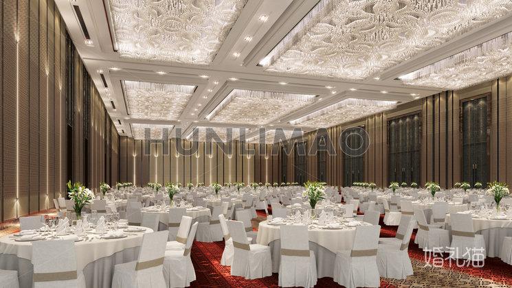 广州保利洲际酒店-广州保利洲际酒店-翡翠宴会厅-全场3