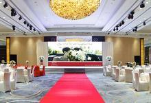 上海新发展亚太JW万豪酒店-