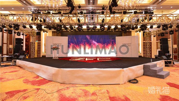 颐和大酒店-广州颐和大酒店-国际会议厅-舞台