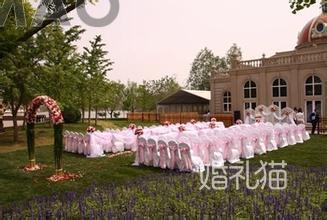 朝阳公园婚礼堂-
