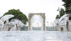 白云湖畔酒店-白云湖畔酒店-仪式区2