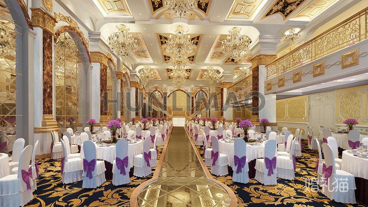 华盛婚礼会馆-
