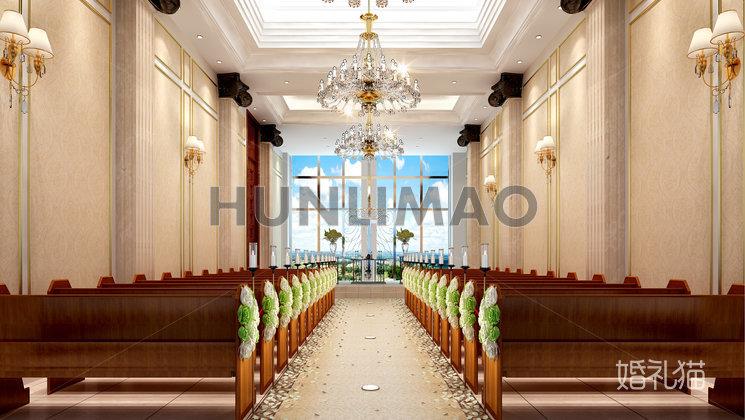 薇拉宫邸私人婚礼会所(大宁国际店)-