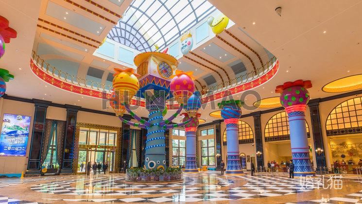 长隆熊猫酒店-长隆熊猫酒店-大堂