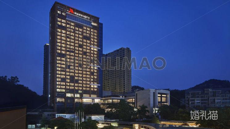 珠海新骏景万豪酒店-