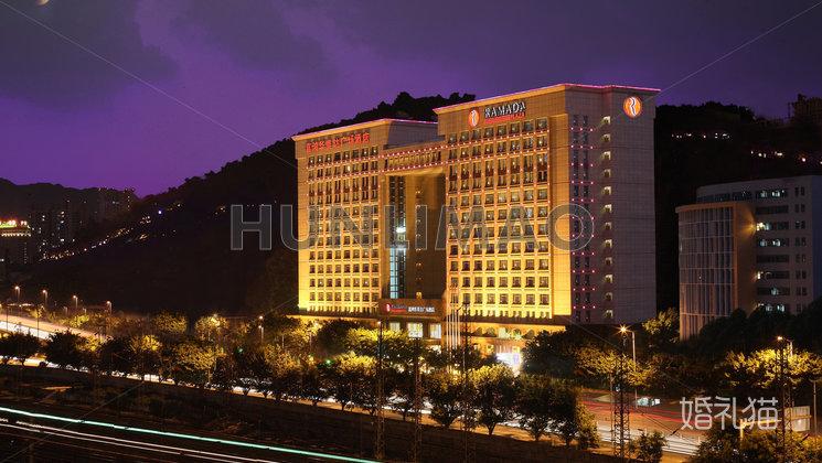 广州嘉鸿华美达广场酒店-