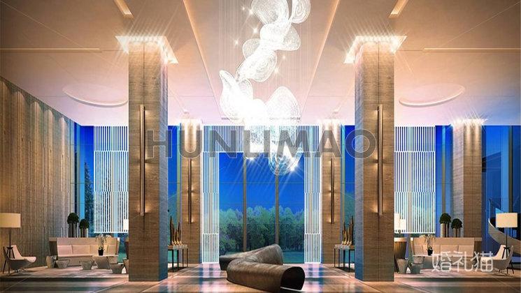 科学城保利假日酒店-广州科学城保利假日酒店-大堂1