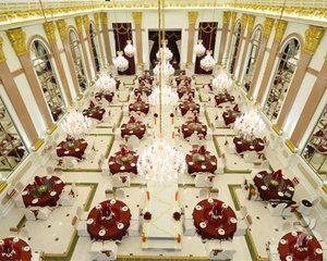 罗曼园高级婚礼会馆虹桥巴黎印象馆
