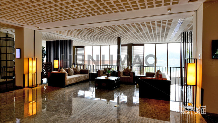 白云湖畔酒店-白云湖畔酒店-大堂