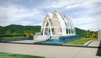玫瑰庄园婚礼会馆-玫瑰庄园婚礼会馆-屋顶仪式堂
