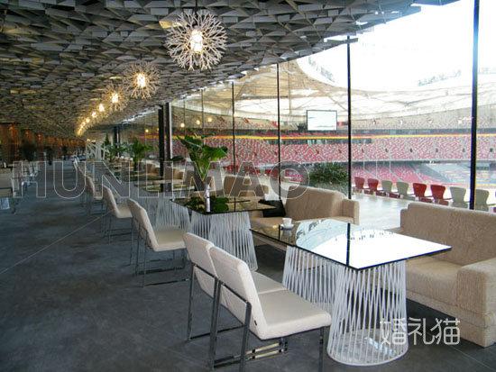 鸟巢三楼园丁园餐厅-