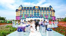 婚宴酒店-广州百万葵园花之恋酒店