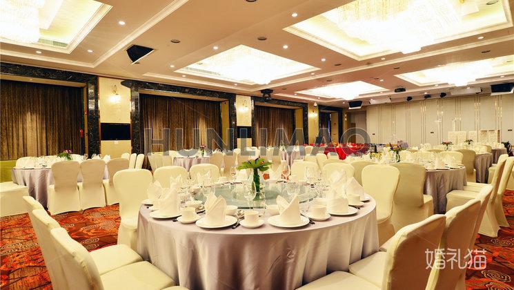 广州希尔顿逸林酒店-希尔顿逸林酒店-宴会厅1