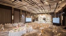 婚宴酒店-珠海粤财皇冠假日酒店